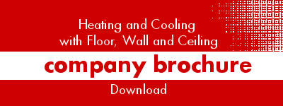 Heating and Cooling with Floor, Wall and Ceiling download company brochure